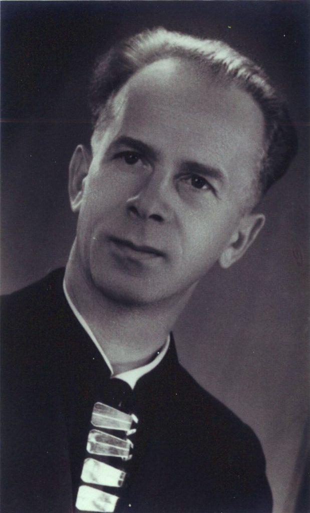 Pfarrer Rudolf Meltzer 1965